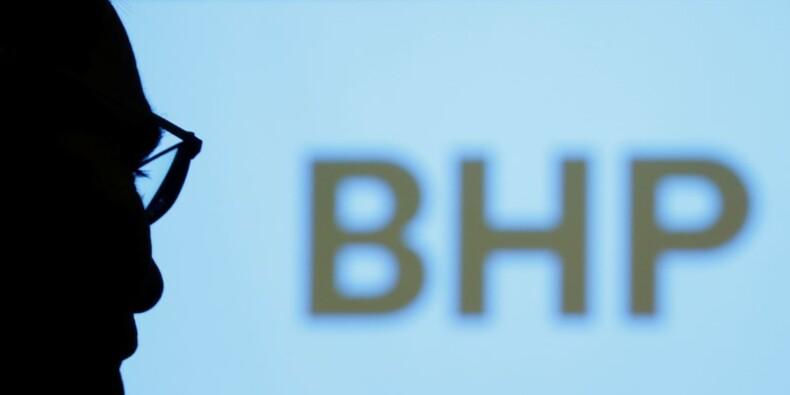 BHP Billiton: Production annuelle record de minerai de fer