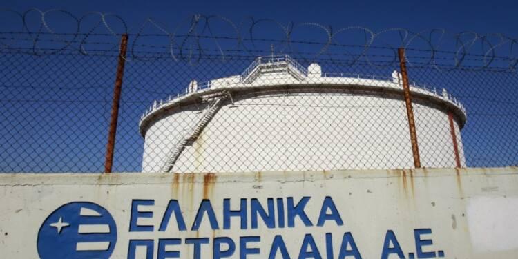 Glencore, Vitol présélectionnés pour reprendre Hellenic Petroleum