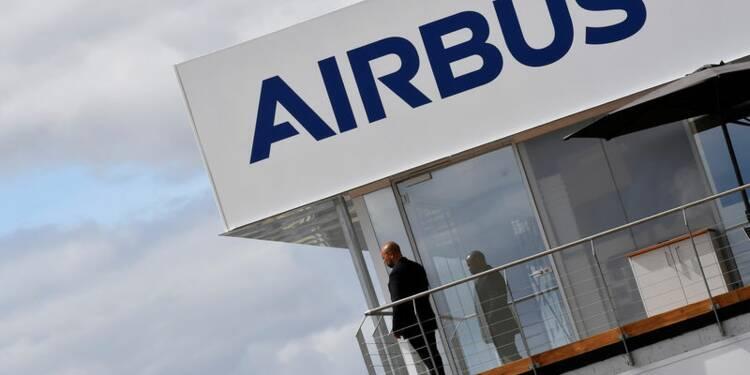 Des Chinois derrière les commandes anonymes d'Airbus, selon des sources
