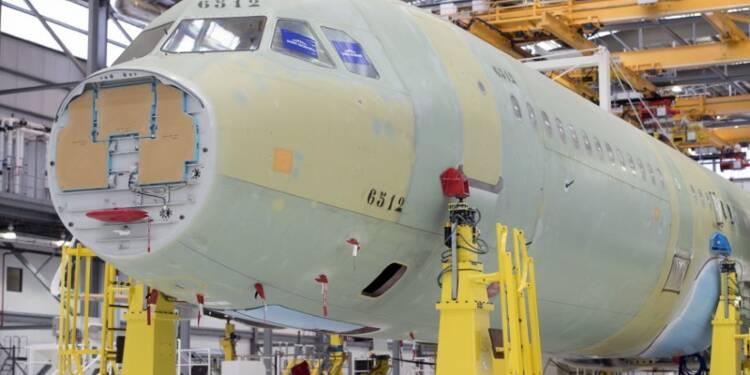 """Aéro: Les futurs programmes révolutionneront la """"supply chain"""""""