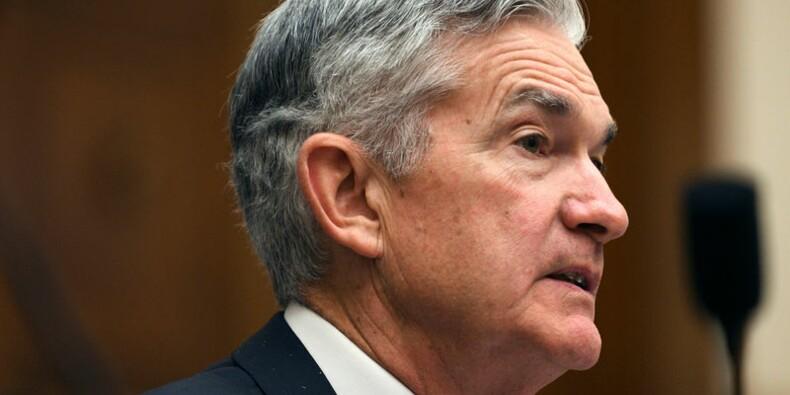 Le commerce au centre de l'audition de Powell (Fed) au Congrès