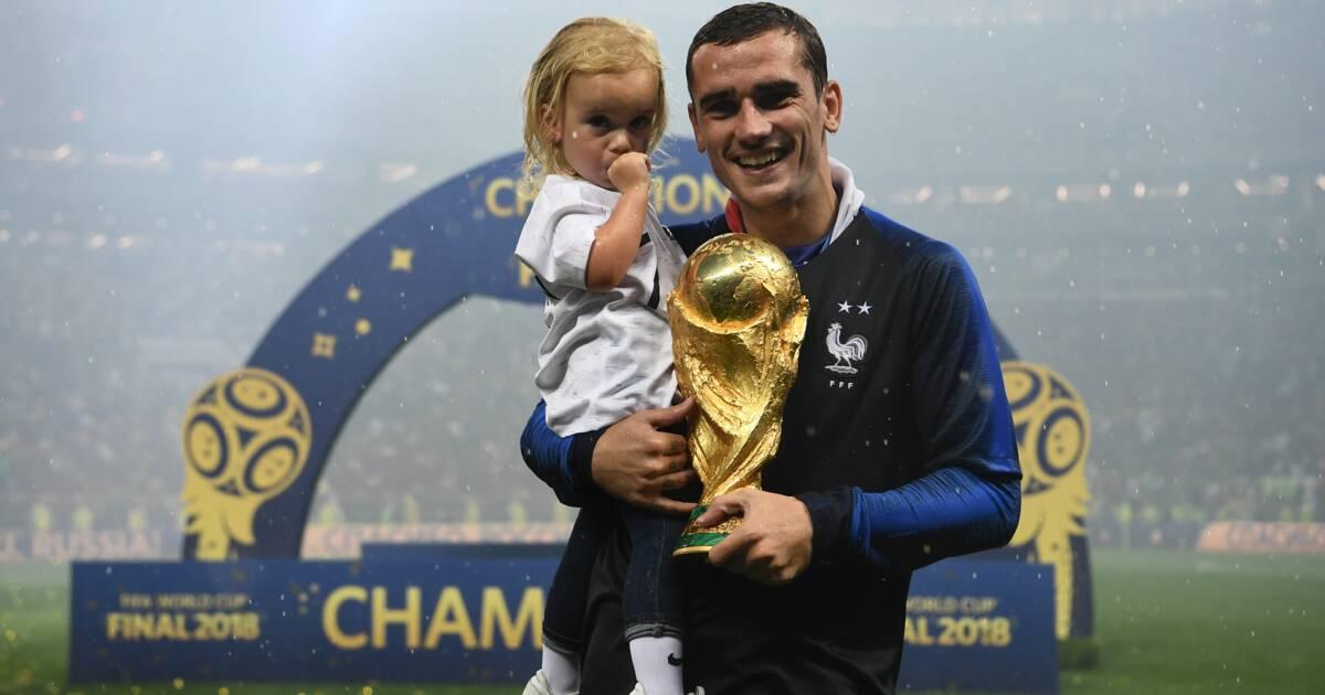 Maillot 2 étoiles Nike De L équipe De France Les Premiers