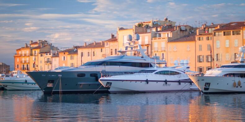 """Réforme de l'ISF: la """"taxe yacht"""" rapporte des clopinettes"""