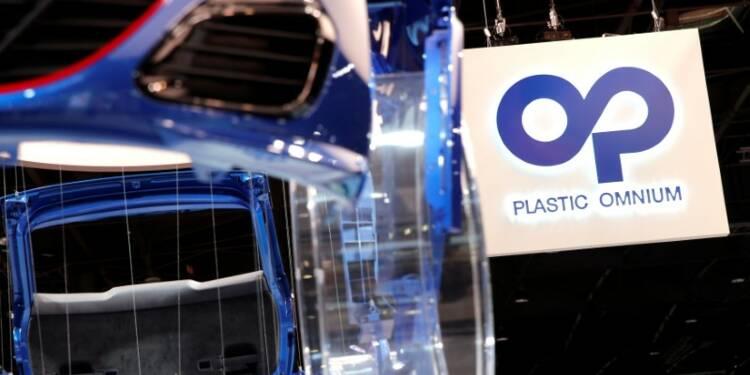 Plastic Omnium, recentré sur l'auto, confirme ses objectifs