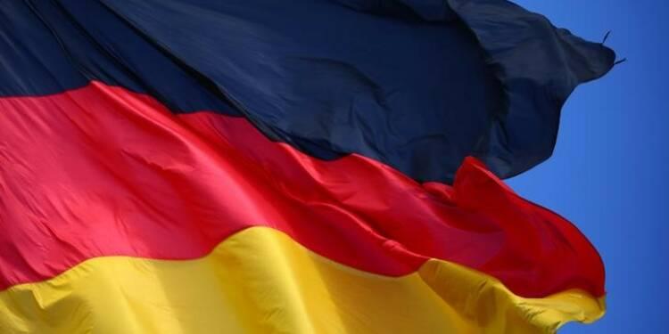 Berlin anticipe une accélération de la croissance au deuxième trimestre