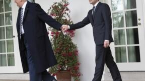 Trump téléphone beaucoup plus à Macron qu'à Poutine