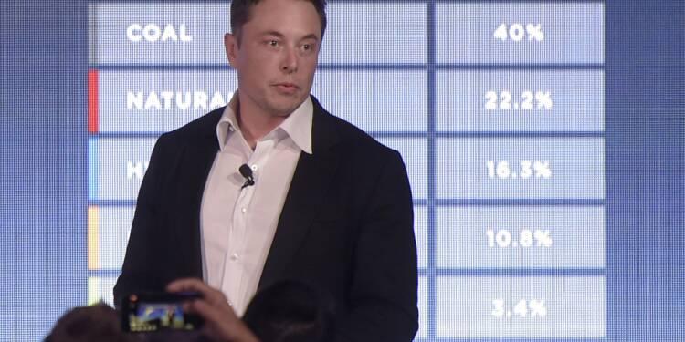 """Elon Musk trouve un accord avec le créateur de """"la licorne qui pète"""""""
