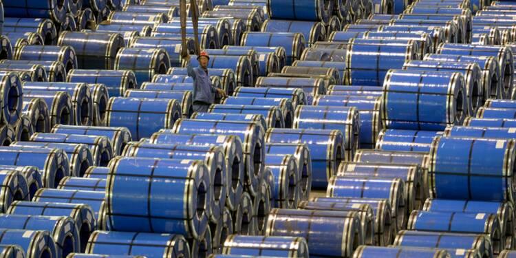 La Chine enquête sur ses importations d'acier inoxydable