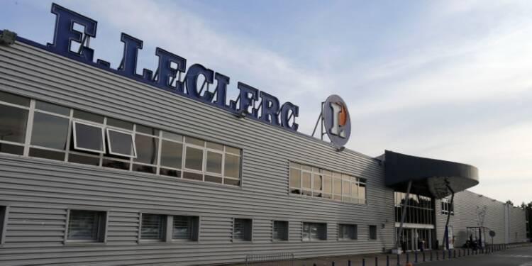 E.Leclerc se lance dans la distribution d'électricité — Énergie