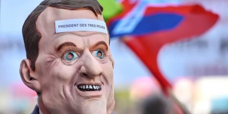 Lors des défilés du 1er mai à Lille.