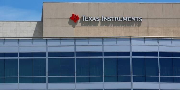 Texas Instruments prévoit un CA et un bénéfice supérieurs au consensus au troisième trimestre