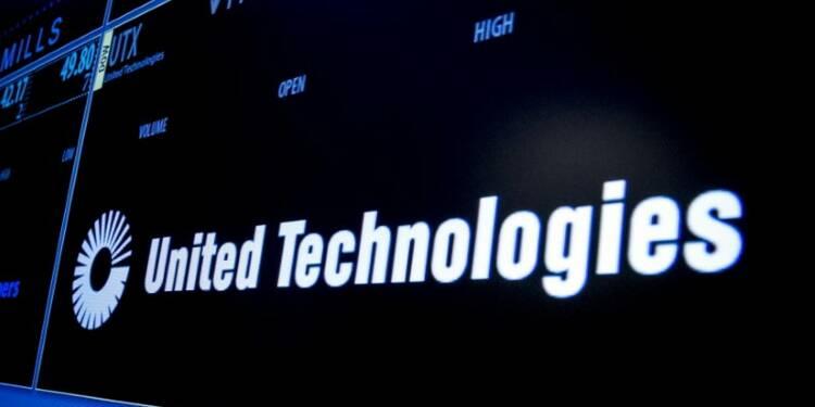 United Tech, porté par l'aérien, relève sa prévision de bénéfice