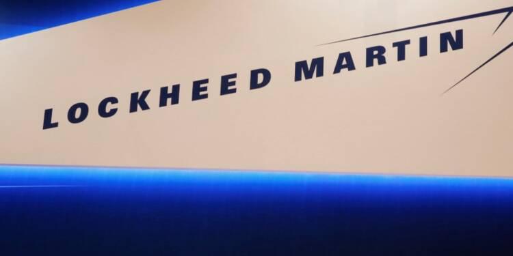 Lockheed relève ses objectifs annuels après un solide trimestre