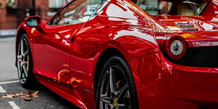 Ferrari préparerait en secret son tout premier moteur hybride!