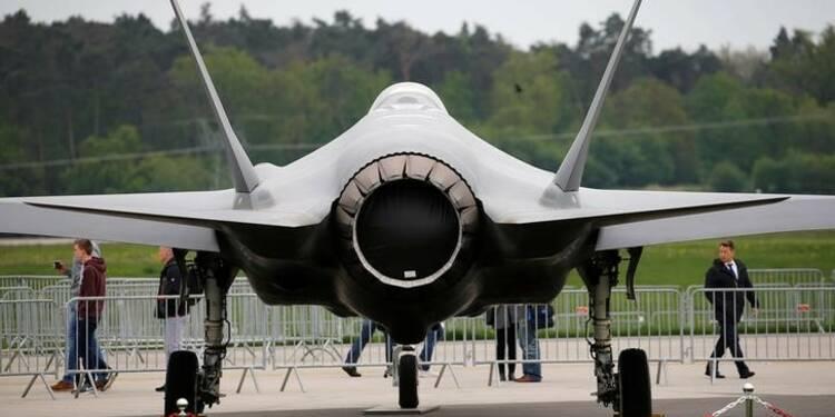 Lockheed relève ses objectifs annuels après un solide deuxième trimestre