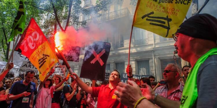 SNCF : la CGT appelle encore à la grève... pour soutenir les grévistes