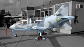 L'avion LH-10 n'a jamais volé... sauf ses clients