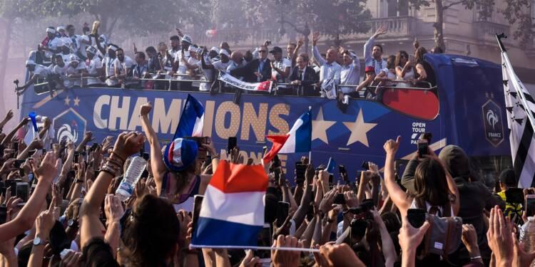 Coupe du monde : la victoire de l'équipe de France, accélérateur pour le marché immobilier ?