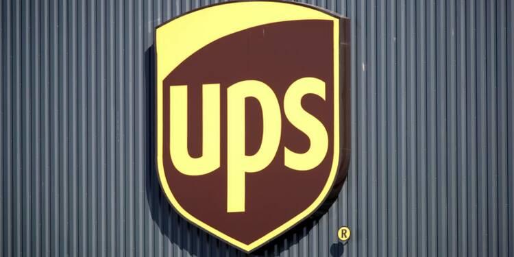 UPS: Les profits dopés au deuxième trimestre par le commerce en ligne