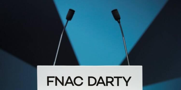 Fnac Darty fait progresser ses résultats malgré un recul des ventes