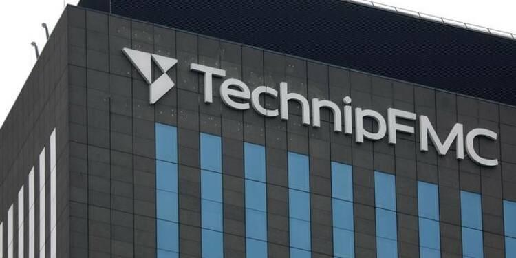 Prise de commandes en nette hausse pour TechnipFMC
