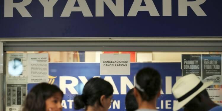 Face aux grèves, Ryanair réduit la voilure en Irlande