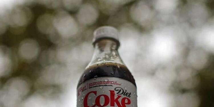 Coca-Cola: Ventes supérieures aux attentes au deuxième trimestre grâce au Diet Coke