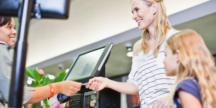 Vous pourrez bientôt retirer de l'argent à la caisse de votre supermarché
