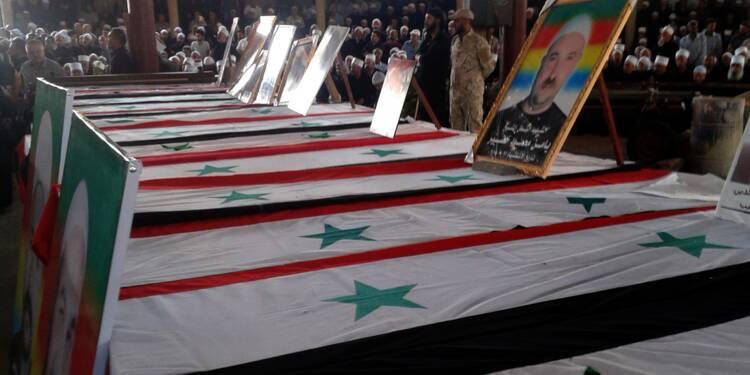 L'EI enlève une trentaine de femmes et d'enfants en Syrie