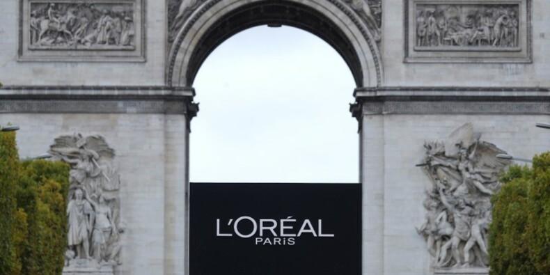 L'Oréal: Légère hausse du résultat opérationnel avec le luxe