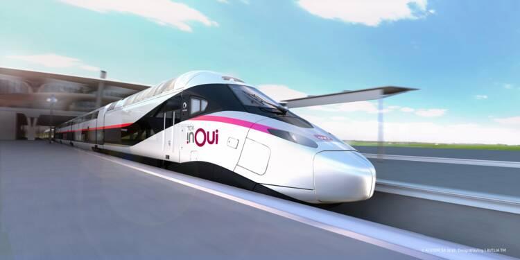 À quoi va ressembler le TGV du futur — SNCF