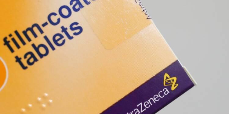 AstraZeneca porté par ses nouveaux médicaments, l'action monte