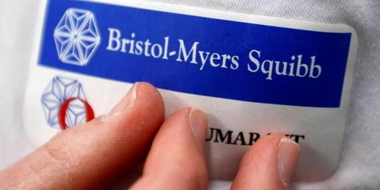 Revers pour un traitement du cancer de Bristol-Myers, le titre baisse
