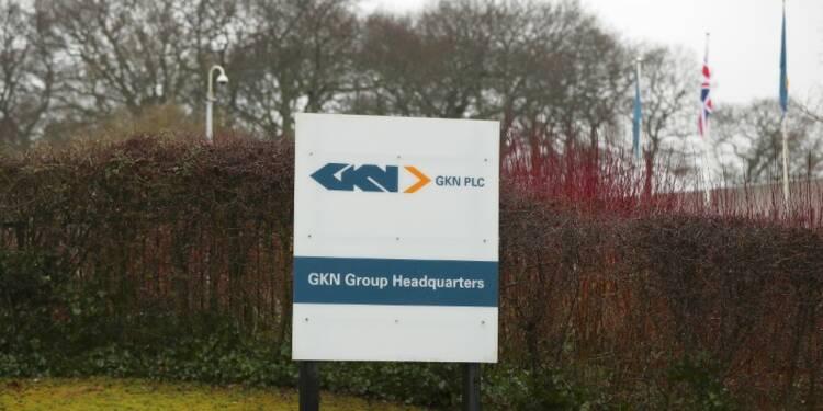 Melrose prépare la vente d'actifs de GKN