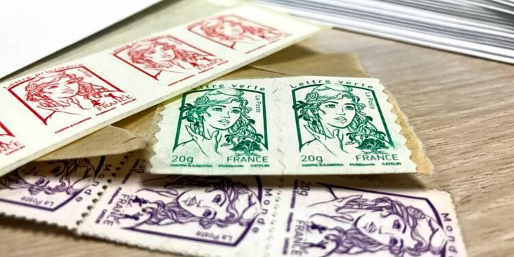 La Poste : le prix des timbres bondit en 2019