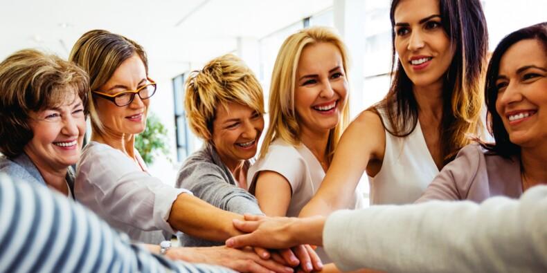 Catherine Oberlé aide les femmes à surmonter leurs peurs au boulot