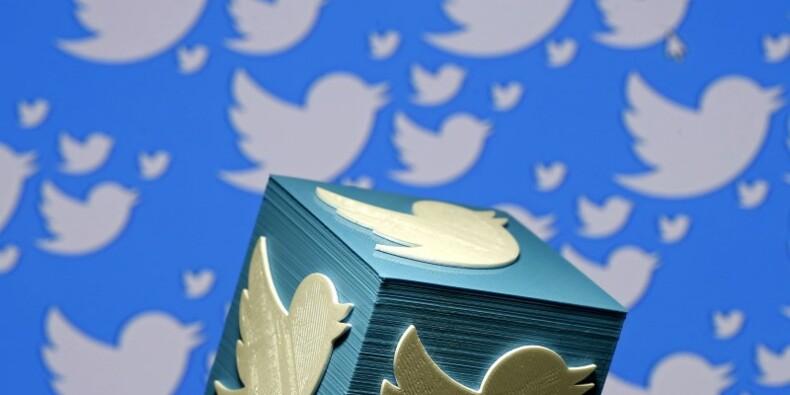 Twitter avertit sur le nombre de ses utilisateurs, l'action plonge