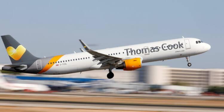 Thomas Cook envisage de scinder sa compagnie aérienne