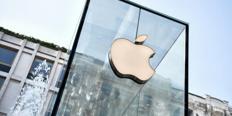 Apple vers les 1.000 milliards de capitalisation, porté par le prix des iPhone