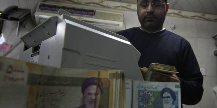 Le rial iranien poursuit son décrochage à l'approche des sanctions américaines