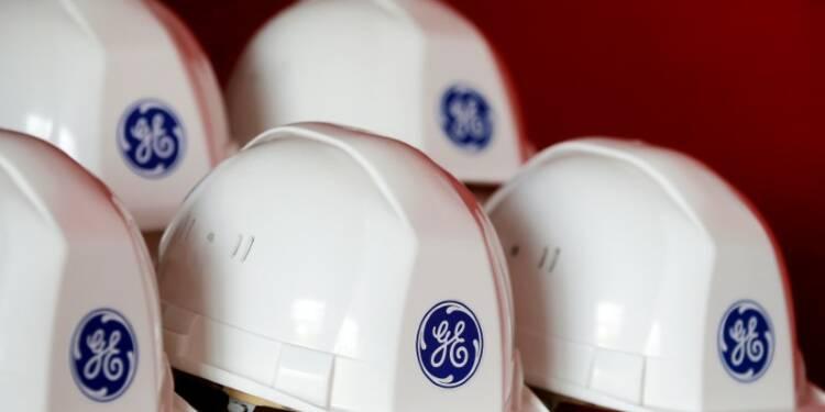GE veut vendre ses activités numériques