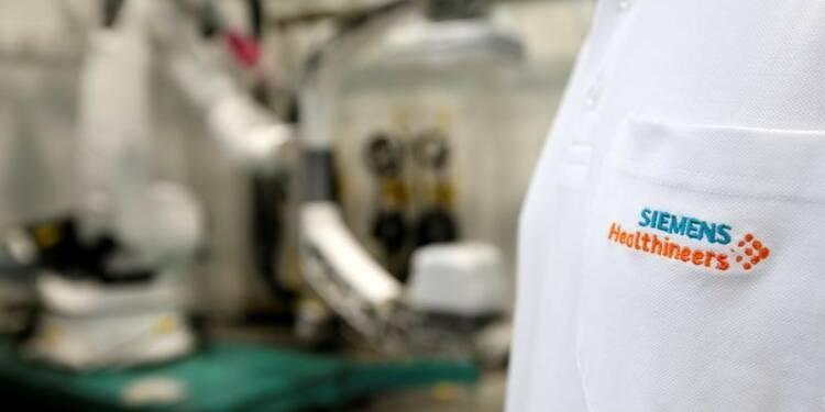 COR-Siemens Healthineers voit son bénéfice baisser de 10%