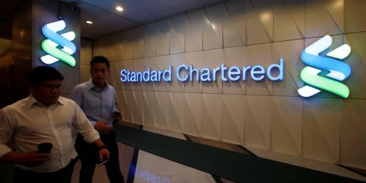 StanChart: Bénéfice +34% au premier semestre, la restructuration paye
