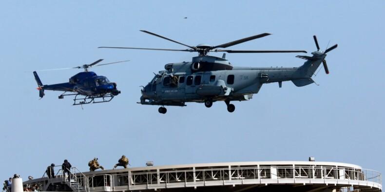 Comment l'Armée de l'air a loué - très cher - son hélicoptère à Mission Impossible