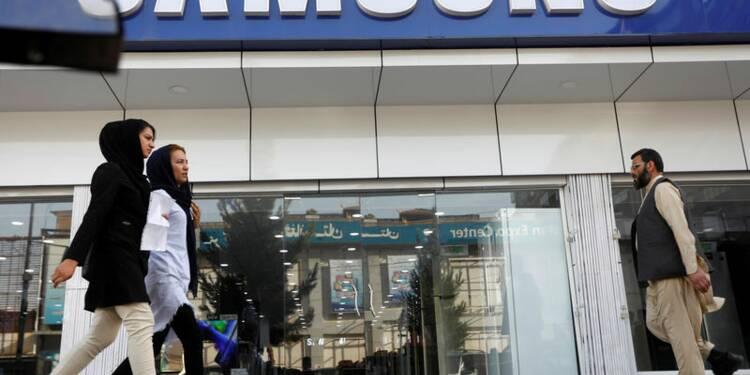 Samsung: Le deuxième trimestre porté par les puces, le mobile à la peine