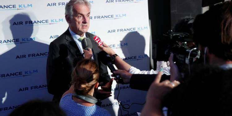 Air France-KLM: Pas de baisse de la part de l'Etat à ce stade