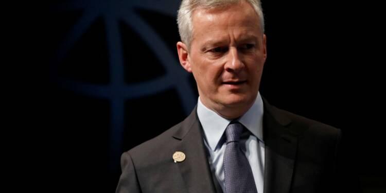 Paris et Rome d'accord sur l'avenir de la zone euro, déclare Le Maire