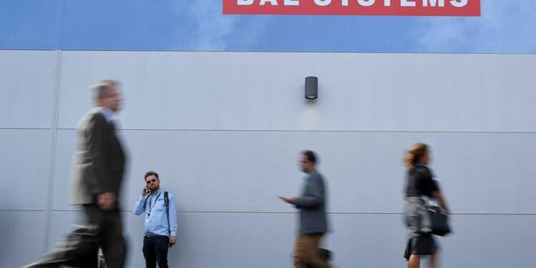 BAE Systems confirme sa prévision d'un profit stable sur l'année
