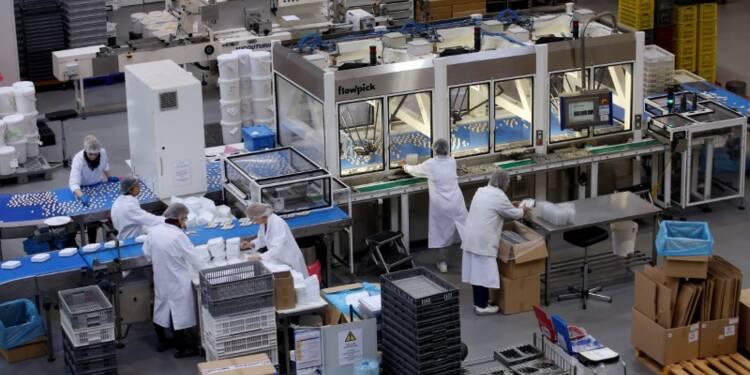 Du mieux pour le secteur manufacturier, selon IHS Markit