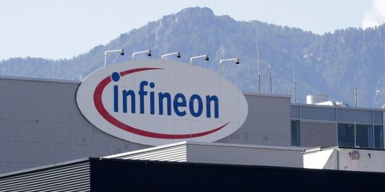 Infineon: Résultat meilleur que prévu, prévisions relevées